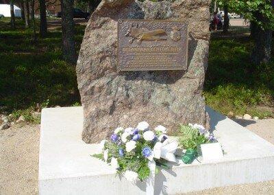 Brewster-muistomerkki – Selänpää