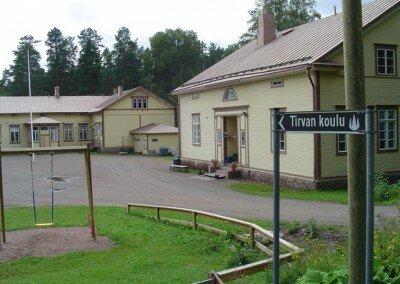 Koulurakennus – Kourula