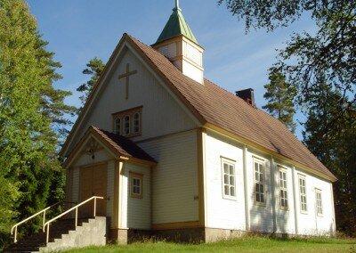Tirvan Kyläkirkko – Tirva