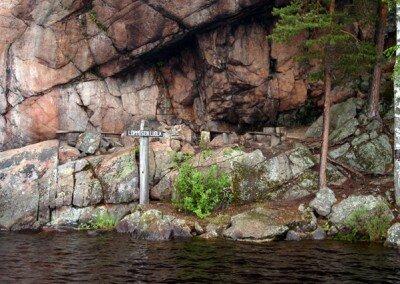 Kalliomaalaus – Löppösenluola