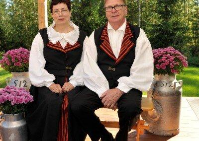 Elovalkeat 2016 avajaisia vietettiin Pihlajasaaren Maamiesseurantalolla